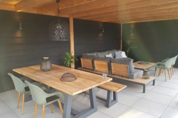 Tuinhuizen en Overkapping